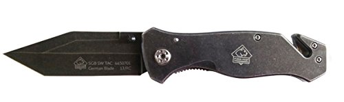 PUMA SGB SW TAC Knife With Seat Belt Cutter And Glass Breaker