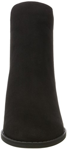 Mujer Esprit Bootie Negro Black para Botas Kiara Tw7wqIA