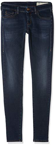 Slim Jeans 001 Diesel Donna 001 Azul vwOzq0qF