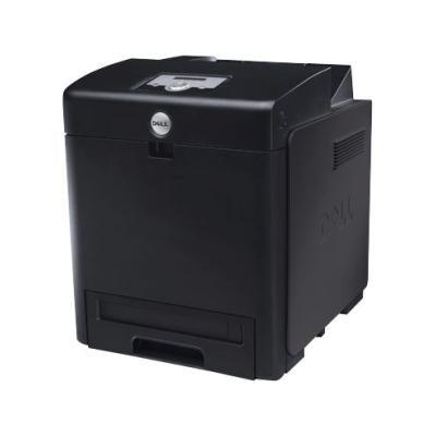 (Dell 3130CN Laser Printer - Color - Plain Paper Print - Desktop )