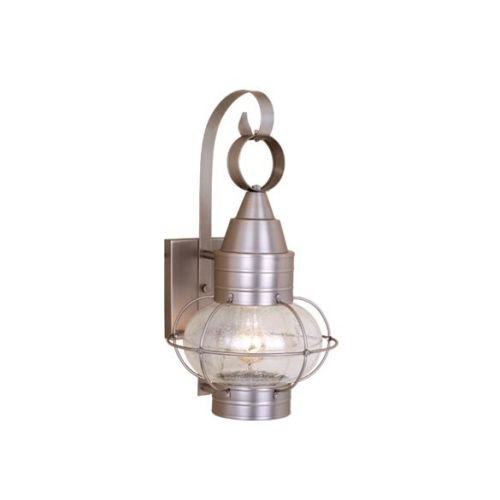 Vaxcel One Light Outdoor Wall Light OW21891BN One Light Outdoor Wall Light