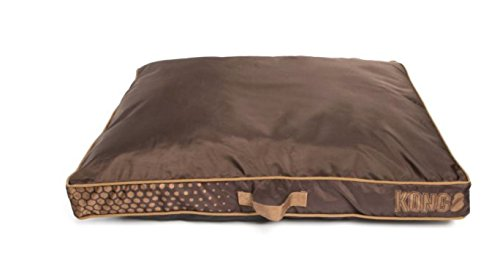 KONG Chew Resistant Heavy Duty Pillow Bed Solid (Kong Pet Bed)