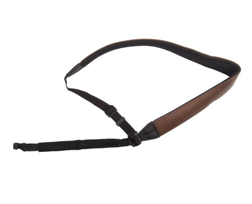 Neotech Slimline Classical, Tan Leather Guitar Strap (8222362)