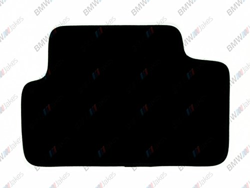 NEW CAR FLOOR MATS BLACK with ///M EMBLEM for BMW 6 series E63 by VOPI MATS (Image #3)