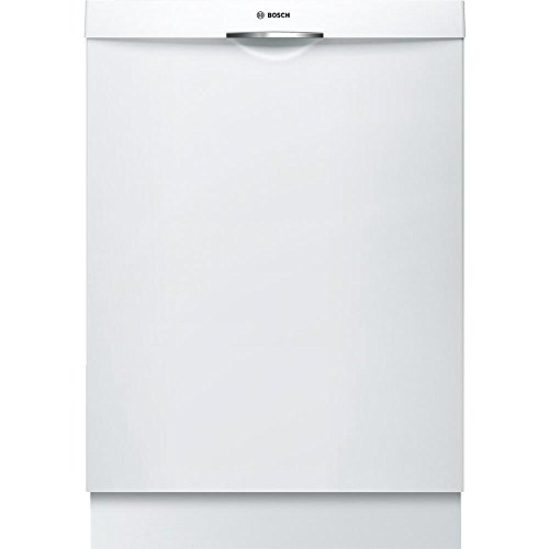 Price comparison product image Bosch SHS863WD2N 300 Series Built In Dishwasher with 5 Wash Cycles,  16 Place Settings,  3rd Rack,  SpeedPerfect,  RackMatic in White