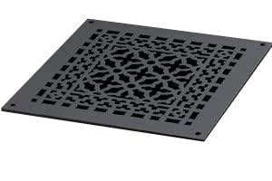 10 X 10 Cast Iron Vent Cover Air Return Without Screw