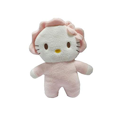 Hooyi Fish Baby Girl Feeding Bottle Cover Milk Pouch Keep Warm Holder Plush Toy (Pink)