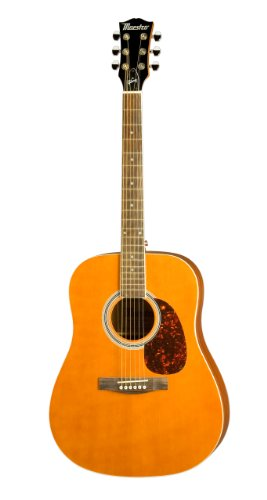 Maestro by Gibson Full Size Acoustic Guitar Starter Pack,  Amber