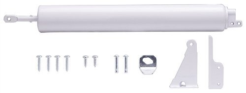 ProSource 16027-UW-PS Door Closer, Steel