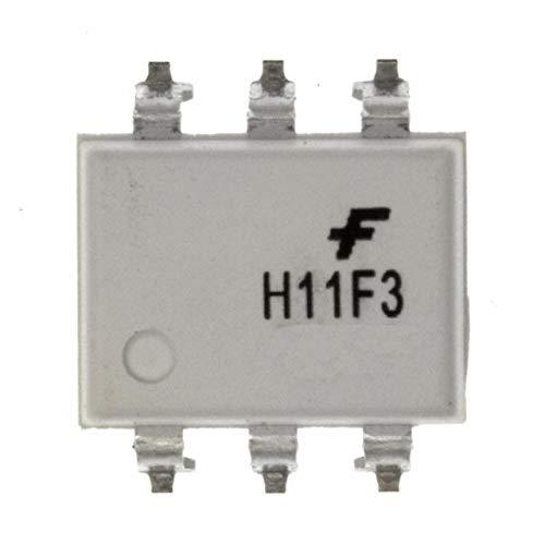 H11F3SR2M ON Semiconductor Isolators Pack of 1000 (H11F3SR2M)