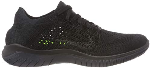 Black RN de 2018 Anthracite Femme Noir Free Running Chaussures Nike 002 Flyknit wZqxpTOHB