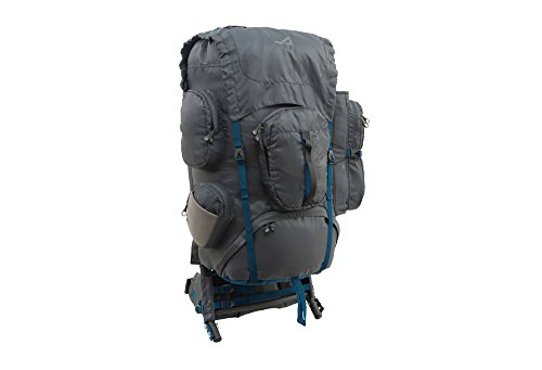 External Frame Backpack (ALPS Mountaineering Zion External Frame Pack, 64 Liters)