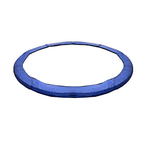 ALEKO TRP16SP Round Trampoline Safety Pad for 16 Foot Trampolines EPE Foam Safety Pad, Blue Color by ALEKO