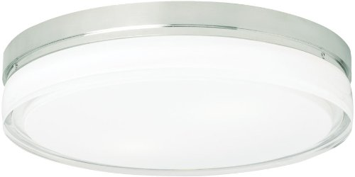 (Tech Lighting 700CQLS Cirque, Large Flush Mount, 13.6