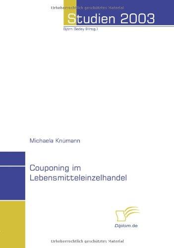 Couponing im Lebensmitteleinzelhandel