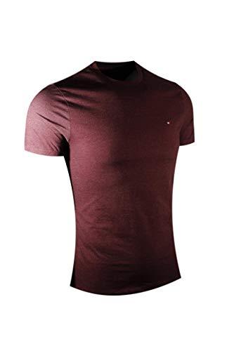Tommy Hilfiger Wing Tip Crew Neck Short Sleeve Flag Logo T-Shirt