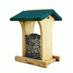Woodlink NABIN Audubon Deluxe Honey Stained Feeder, 4.75 Quarts Special Offers