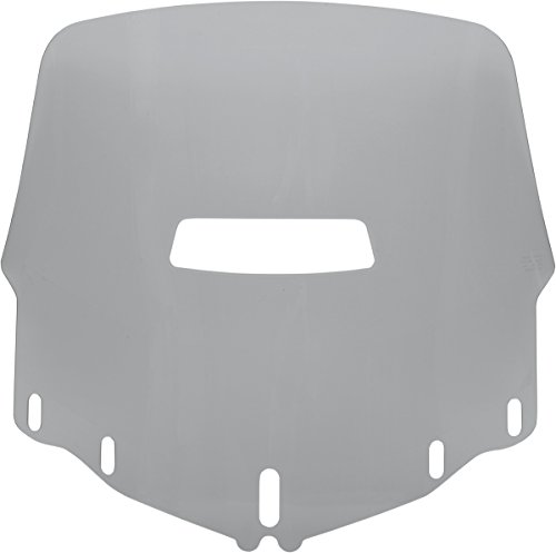 Memphis Shades MEP4880 Clear Windshield (GL1800 Tall Gold Wing With Vent Hole) (Vented Windshield Tall)