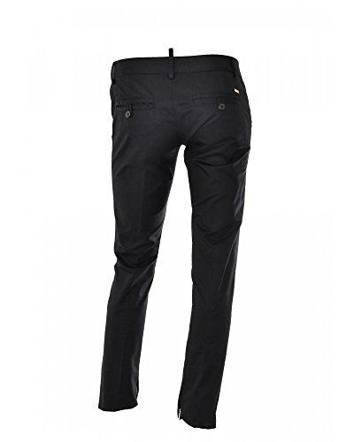 Donna Fondo Dsquared2 Sul Pantalone In Cerniera Con Cotone 1c0O507Pq