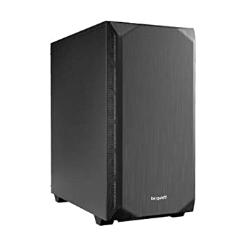 be quiet! Pure Base 500 Mid Tower Gaming Case: Be: Amazon.es ...