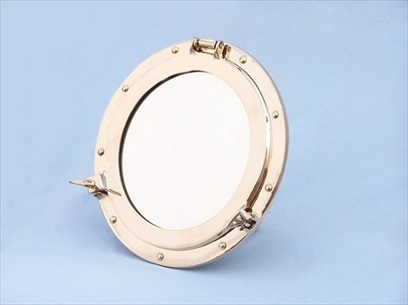 31WWAgwZ1WL Best Porthole Mirrors For Nautical Homes