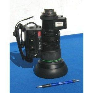 - CANON 15x HX6 J15x9.5B4 IRS 9.5-143mm TV ZOOM LENS