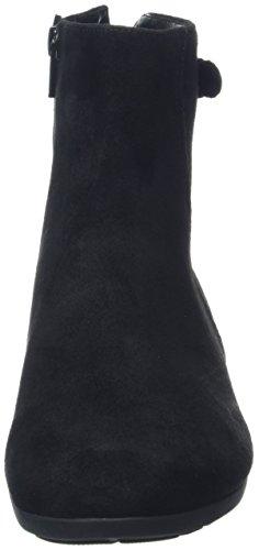 Botas para Micro Mujer Schwarz Negro 27 Shoes Comfort Sport Gabor 6tAIqI