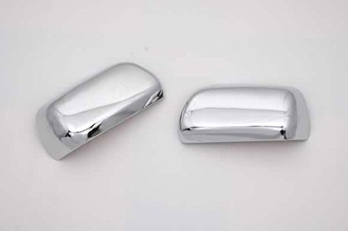 Hotsteelies Chrome Side Mirror Cover for Suzuki Grand Vitara 06-10