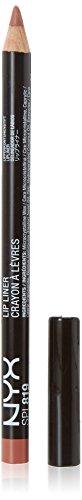 NYX Slim Lip Liner Pencil -Nyx07 819 Soft Brown