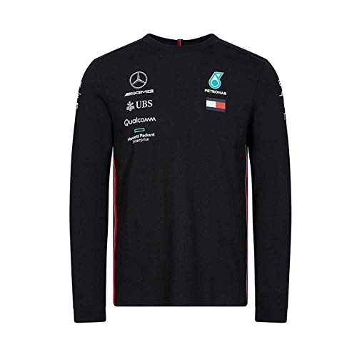 Mercedes AMG Petronas Motorsport 2019 F1 Mens Long for sale  Delivered anywhere in USA