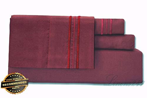 Florance Jones 4 Piece Deep Pocket Bed Sheet Set 1800 Series Sheet Set SHSTHR-122018568 | King
