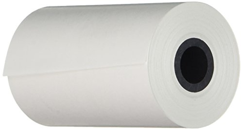Zebra Technologies 10011042 Z-Perform 1000D 2 4 mil Receipt Paper, Direct  Thermal, 10 Year Archivability, 3