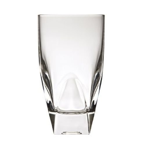 Lorren Home Trends Diamante Collection Double Old Fashion Drinking Glass by RCR - Glasses Diamante