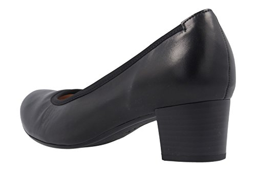 Gabor  65-380-27, Escarpins pour femme noir noir