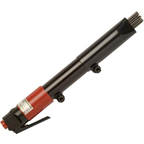 CS Unitec Needle Scaler Basic KIT - Inline Grip - Heavy-Duty Professional Grade (1B) - Pneumatic Power 111.1099 Basic Kit