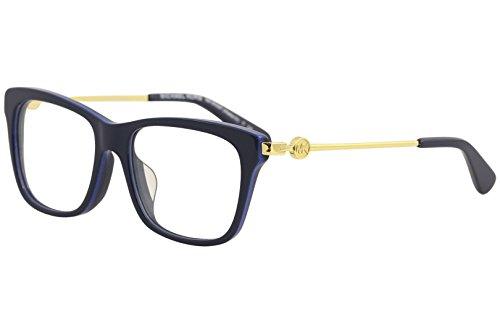 Michael Kors MK8022F Eyeglass Frames 3134-52 - - Eyeglasses Blue Cobalt