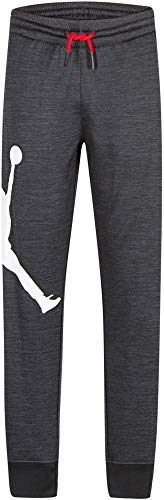 Jordan Boys Performance Jumpman Jogger Pants (L, Black)