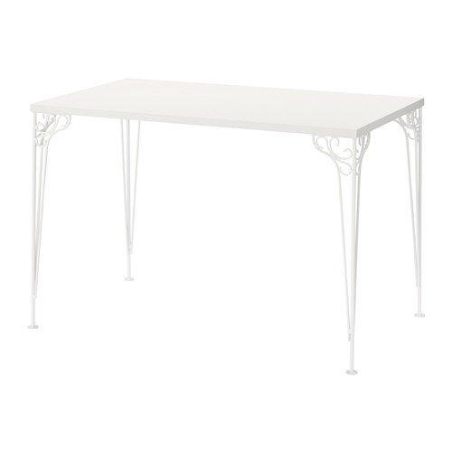 Ikea Mesa de Escritorio en Colour Blanco falkhöjden; (110 x 65 cm ...