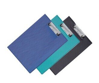 Comix TR19 Folding Clip Board Specifications:a4,vertical Size:232*322*18mm Nw: 311g Color Random Free Shipping