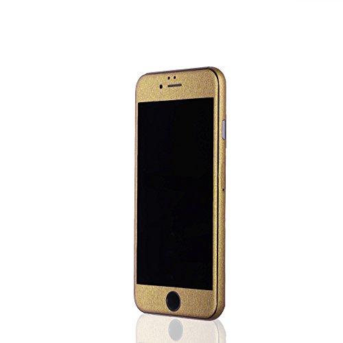 appskins anteriore iPhone 6S Plus Metal Pure Gold
