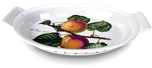 (Portmeirion Pomona Earthenware 11-1/2-Inch Gratin Dish)