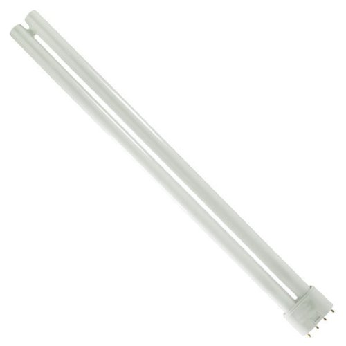 Philips Lighting 345116 PL-L Non-Integrated Linear Compact Fluorescent Lamp 36 Watt 4-Pin 2G11 Base 2900 Lumens 82 CRI 3000K ()