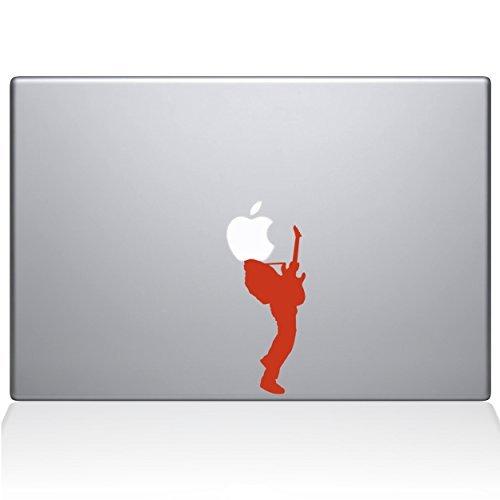 【お気にいる】 The Decal Guru Guitar Hero MacBook Decal Vinyl & Guru Sticker Orange - 15 Macbook Pro (2016 & newer) - Orange (1075-MAC-15X-P) [並行輸入品] B078DQ5S36, プロモショップ:1e1a8aec --- a0267596.xsph.ru