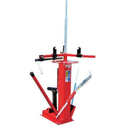 Changer Center Tire Post (TSI Manual Tire Changing Station - Without Floor Plate, Model# CH-22/23)