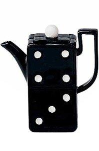 Fitz And Floyd Domino Mini (Fitz Floyd Teapots)