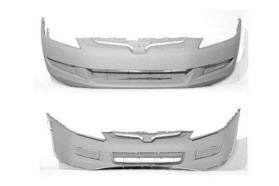 2004 honda accord coupe bumper - 8