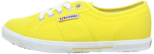 Superga 2950 Cotu - Sneakers unisex, Giallo (Sunflower 176), 42