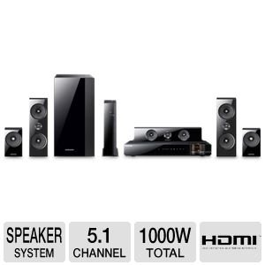 Samsung HT-F5500W 3D Blu-Ray Home Theater System (2013 Mo...