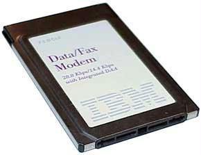 28.8 DATA FAX MODEM DRIVER