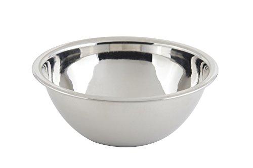 - Bon Chef 5151 Stainless Steel Bowl Insert Fit Fondue Pot, 6-1/4